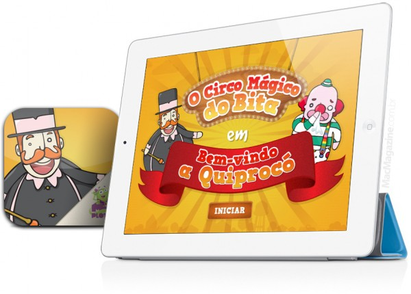 O Circo Mágico do Bita 2 - iPad