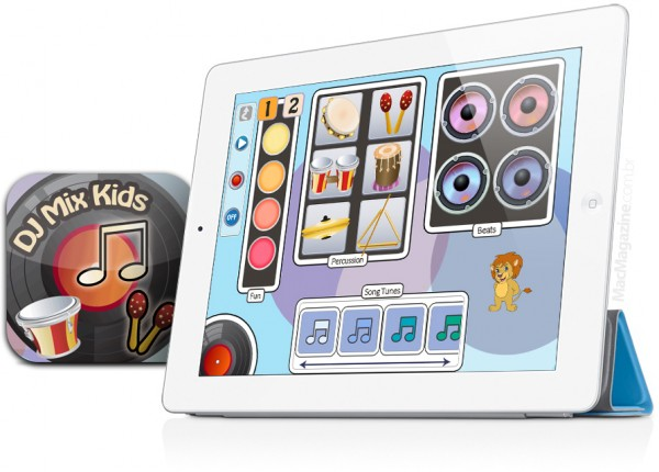 DJ Mix Kids - iPad