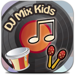 Ícone - DJ Mix Kids