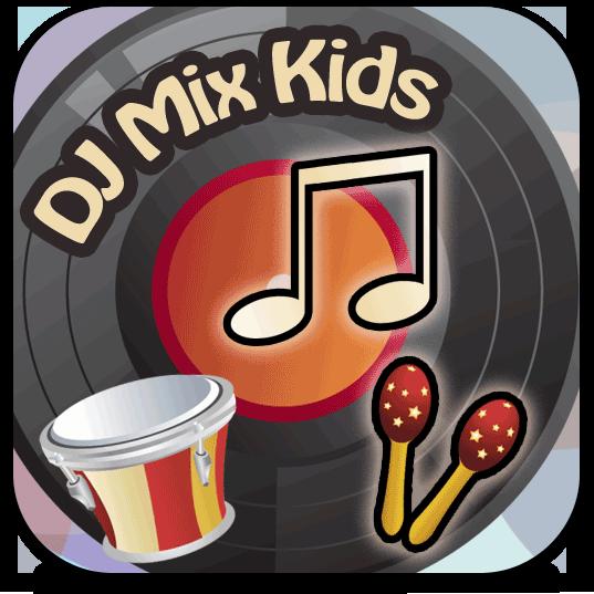 Ícone - DJ Mix Kids