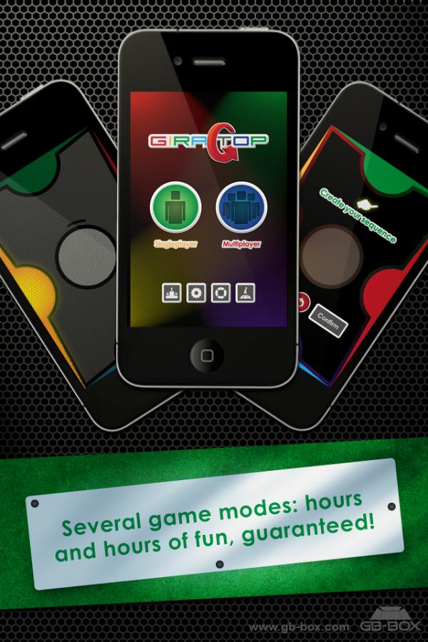 Giratop - iPhones