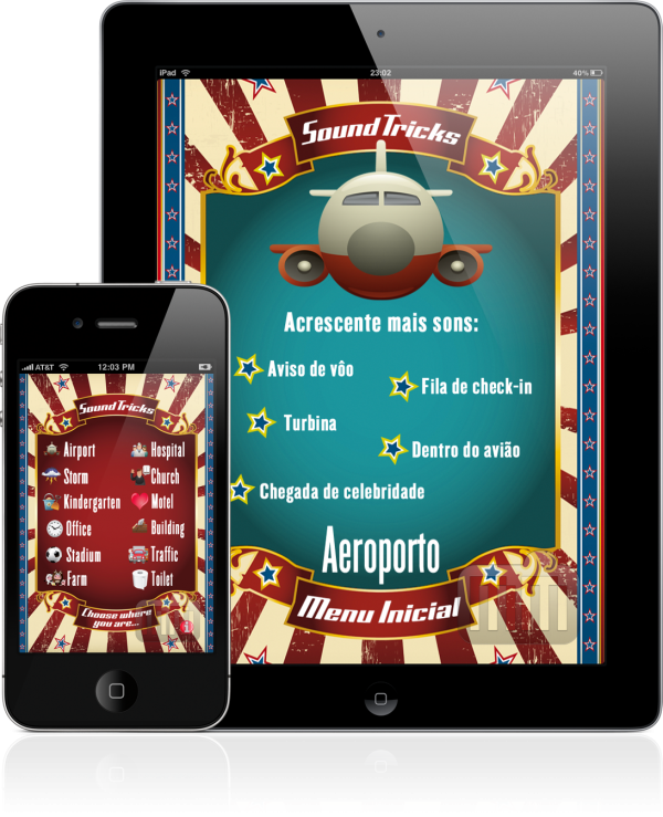 SoundTricks - iPad e iPhone