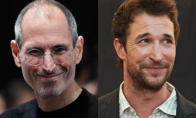 Steve Jobs e Noah Wyle