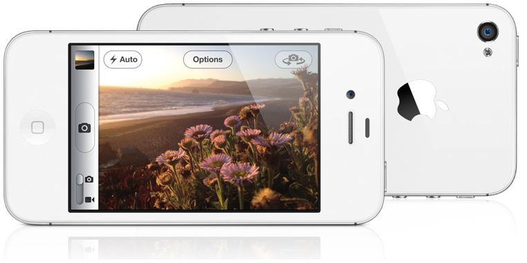 Câmera - iPhone 4S
