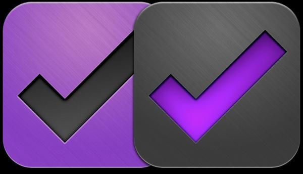 Ícones - OmniFocus para iOS