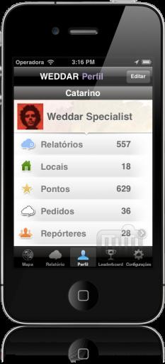 App Weddar