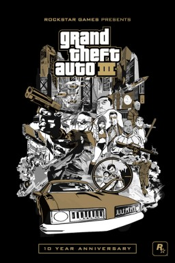Grand Theft Auto III - 10 Year Anniversary