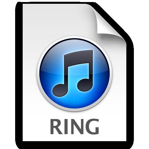 Ícone de Ringtone