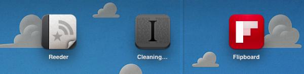 iOS 5 limpando o Instapaper
