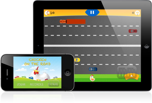 Jogo da Galinha - iPad e iPhone