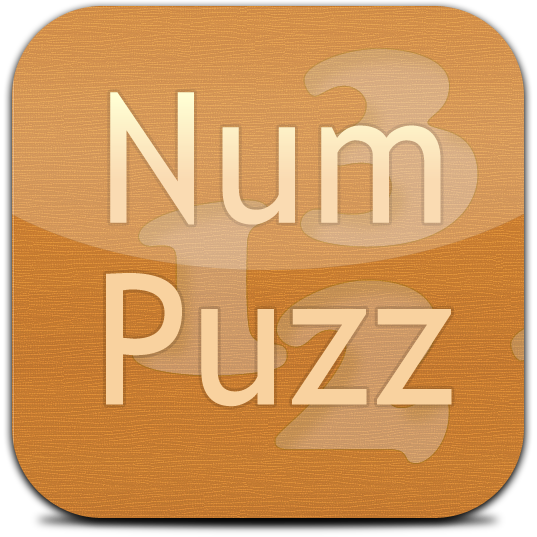 Ícone - NumPuzz