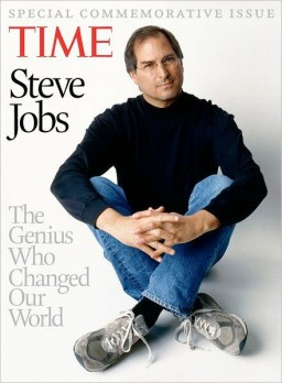 Steve Jobs na TIME