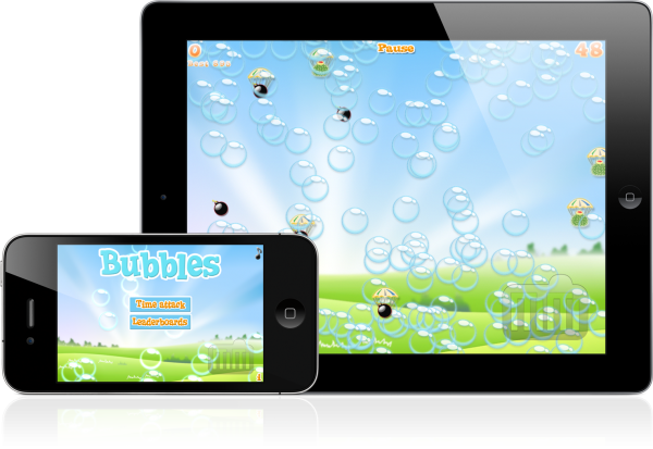 Bubbles - iPhone e iPad