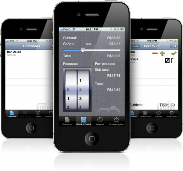 iComanda - iPhones