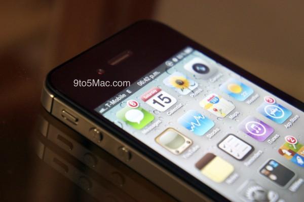 iPhone 4S desbloqueado para a T-Mobile