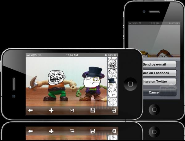 Mememize! - iPhones