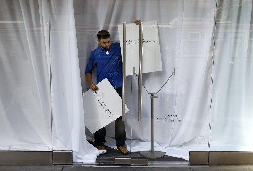 Apple Retail Store fechada para evento em homenagem a Steve Jobs