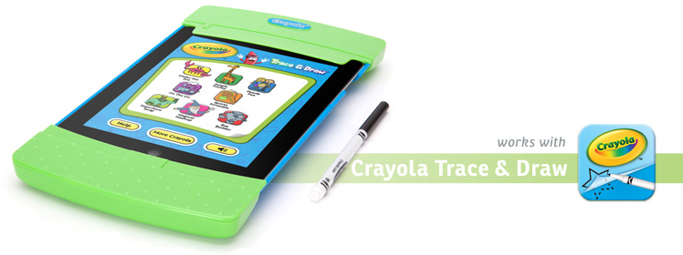 Griffin Crayola Trace & Draw
