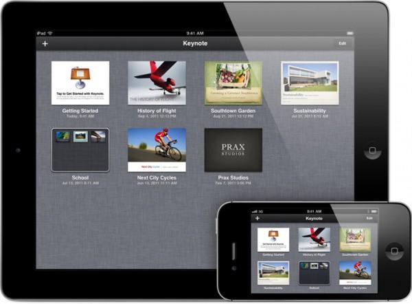 iCloud - Documentos na Nuvem