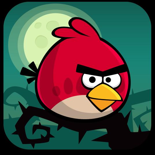 Ícone de Angry Birds Seasons Halloween