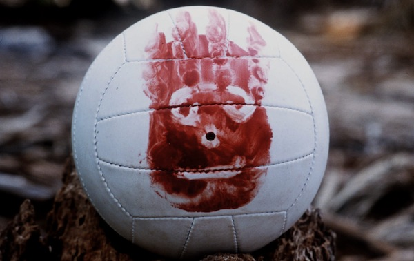 Wilson, a bola de vôlei de Náufrago