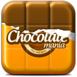 Ícone - Chocolate Mania HD