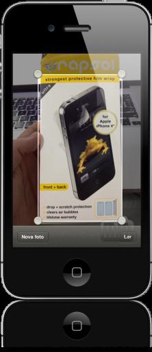 ABBYY TextGrabber - iPhone