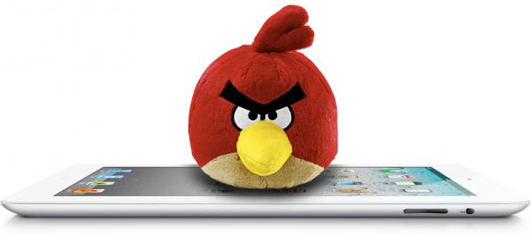 Angry Bird e iPad