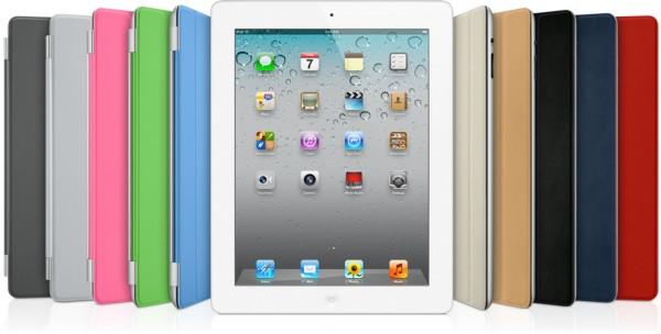 iPad 2 com Smart Covers