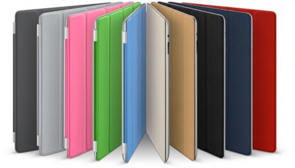 Novas cores de Smart Covers