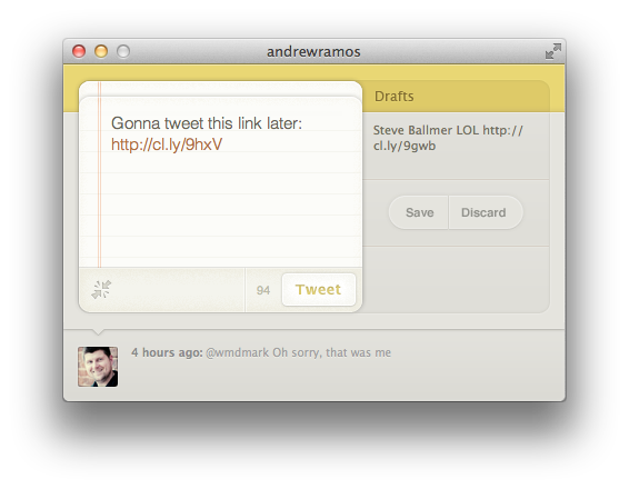 Wren - Mac OS X