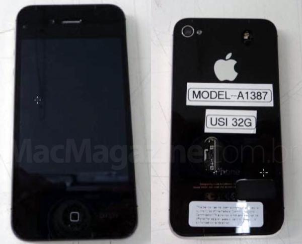 iPhone 4S na ANATEL