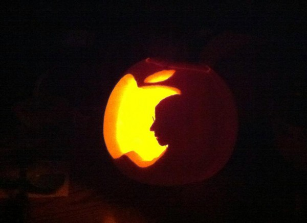 Abóbora Applemaníaca de Halloween