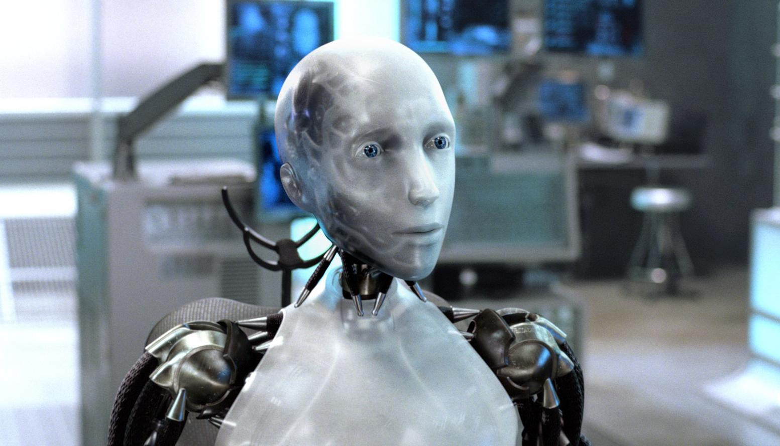 Robô de filme