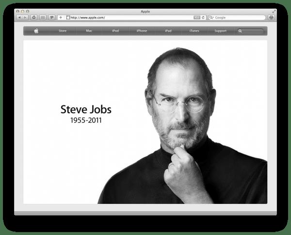 Homenagem a Steve Jobs