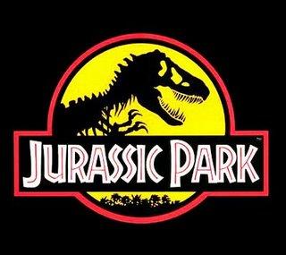 Logo do Jurassic Park