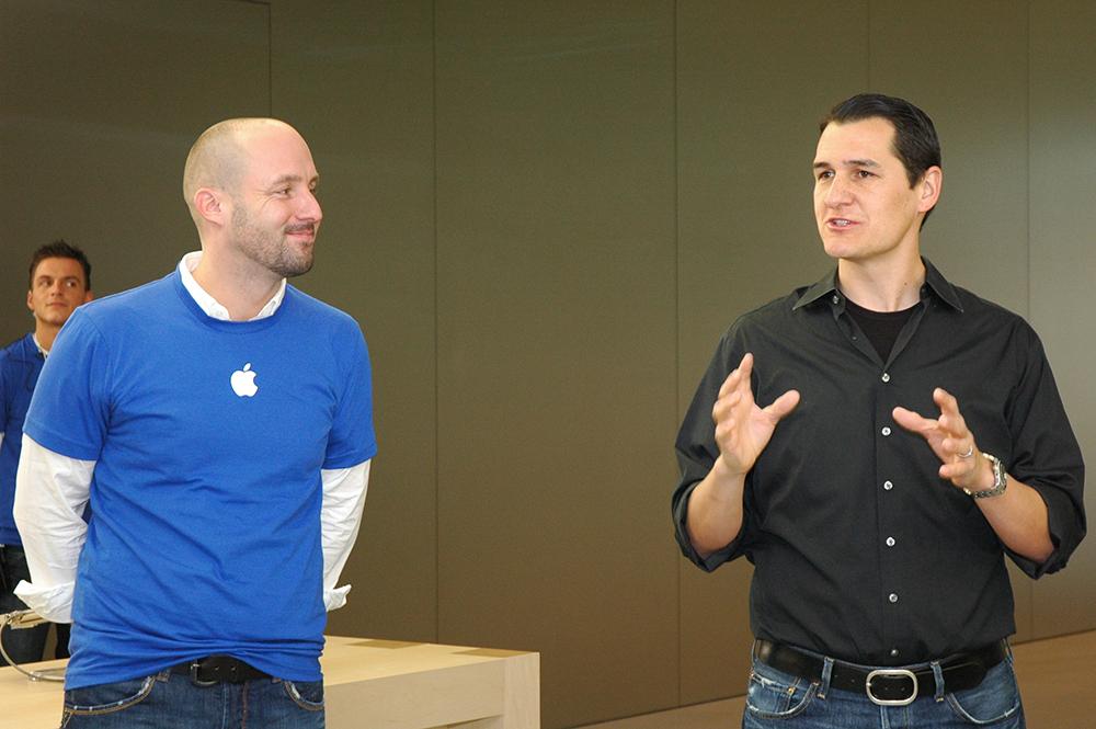 Steve Cano na Apple