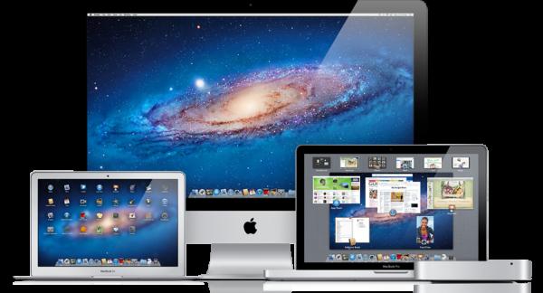 Computadores da Apple