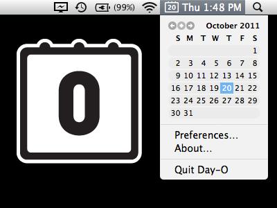 Day-O no Mac OS X