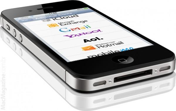 Hotmail no iPhone com iOS 5