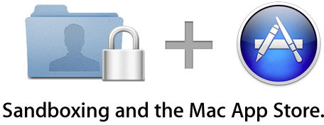 Mac App Store e sandboxing