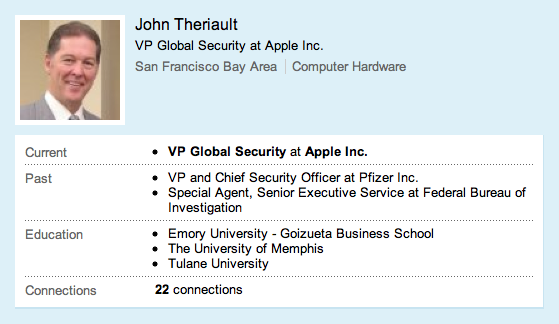 John Theriault