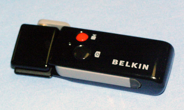 Belkin camera remote for iPhone