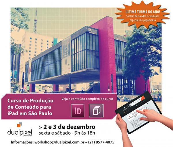 Curso da dualpixel em São Paulo