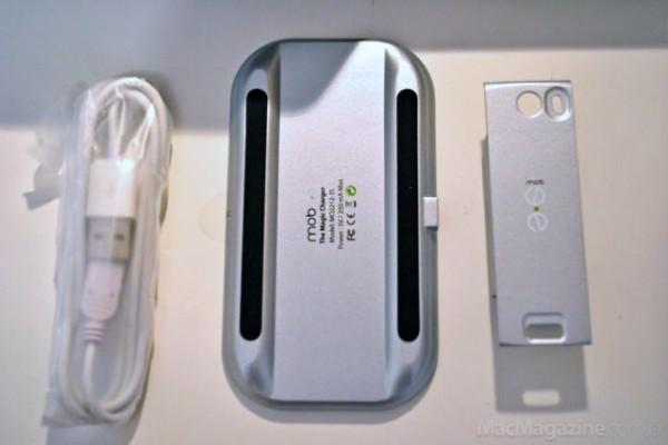 Magic Charger para Magic Mouse, da Mobimax