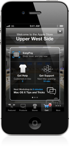 App - Apple Store 2.0