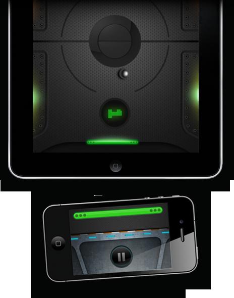 HYP no iPad e no iPhone