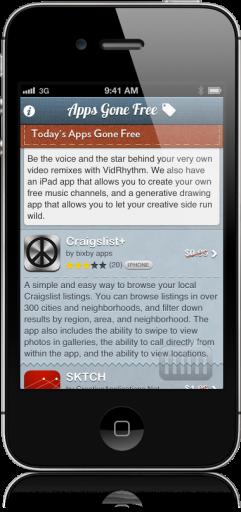 App AppsGoneFree