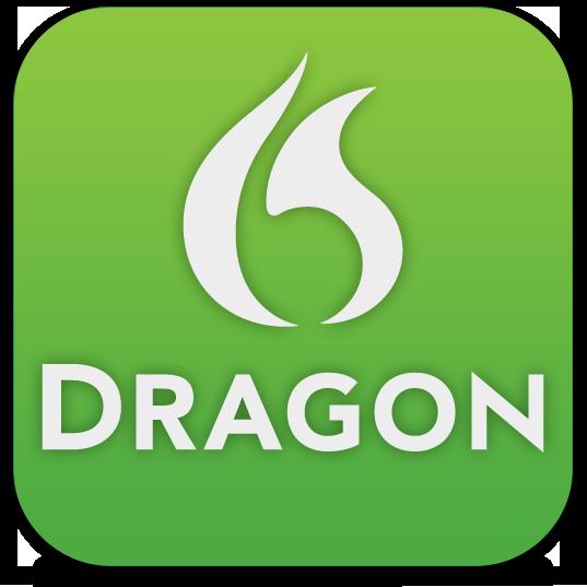 Ícone - Dragon Dictation