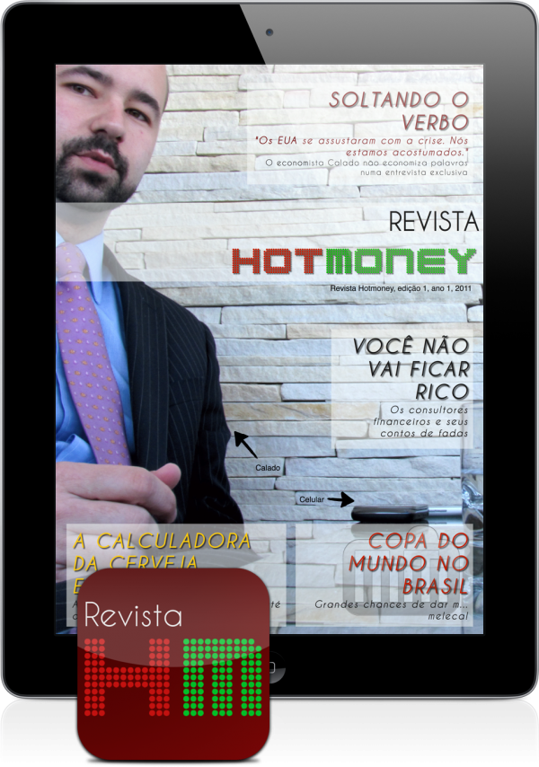 Revista Hotmoney - iPad